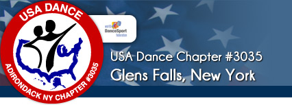 USA Dance (Adirondack) Chapter #3035